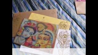 Designer Indian Wedding Invitation Cards In Kolkata For High-end Marriages