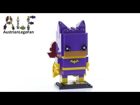 Vidéo LEGO BrickHeadz 41586 : Batgirl