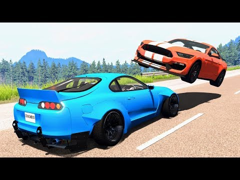 Loss of Control Crashes #34 – BeamNG Drive | CrashBoomPunk