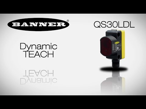 QS30LDL Dynamic TEACH