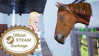 YOU DIRTY HORSE - Terrible Simulators Gameplay Part 1