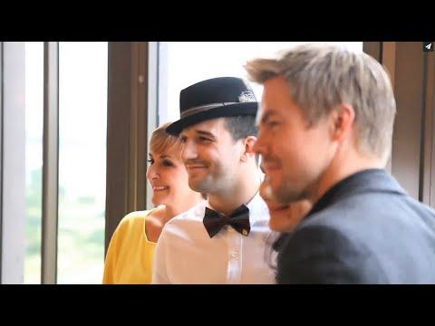 Dancing With The Stars' Derek Hough, Mark Ballas, & Shirley Ballas - BTS at the Killick Klassik