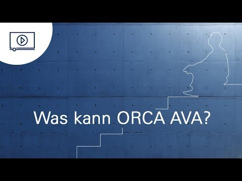 Was kann die ORCA AVA Software?