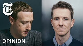Facebook Is 'Too Big.' Facebook Co Founder Chris Hughes Tells Us Why | NYT Opinion