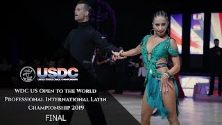 WDC Professional International Latin I Final I USDC 2019