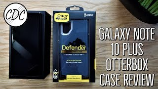 Samsung Galaxy Note 10 Plus Otterbox Review