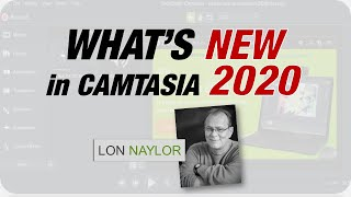 What's NEW in Camtasia 2020 Review & Demo