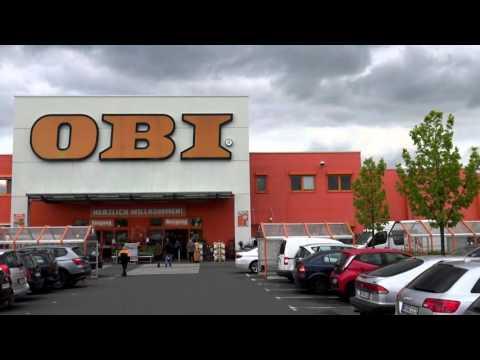Vlog: Германия, немецкие дачи, в магазине OBI