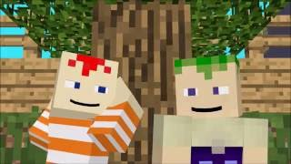 Phineas and Ferb Theme Song Minecraft