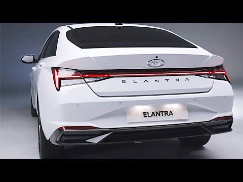 External Review Video fCkexmHqZtA for Hyundai Elantra & Elantra Hybrid Compact Sedan (7th-gen, CN7, 2021)