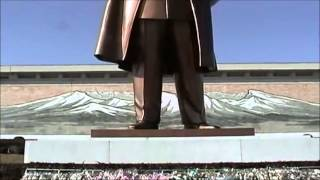 一人で行く北朝鮮5~金日成広場