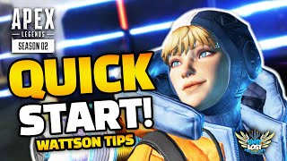 Apex Legends - Wattson Quick Start Guide - Tips and Advice! [Season 2]