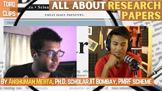 Research during B.Tech | How to publish Research Paper