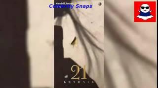 Kendall Jenner 21st Birthday Snapchat November 2nd 2016  Kardashian Snaps
