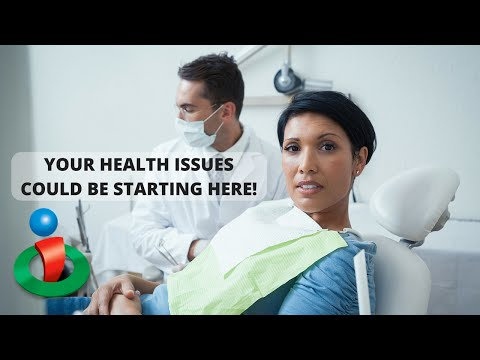 You Won't Believe How Your Health Can Be Traced to Dental Health!
