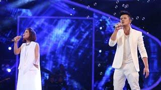 Vietnam Idol 2015 - Gala 6 - Giọt Buồn Để Lại - Trọng Hiếu ft Hà Nhi