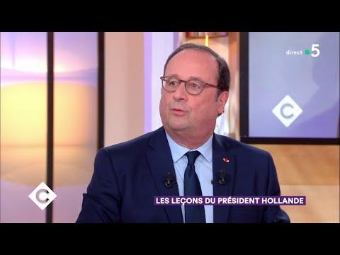 Vidéo de François Hollande