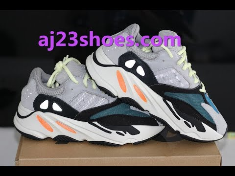 afb162bb3ca8e ADIDAS YEEZY BOOST 700 WAVE RUNNER DROP+UV LIGHT TEST REVIEW from aj23sh...