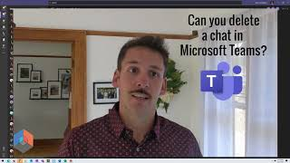 Can you delete a chat in Microsoft Teams?