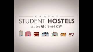 preview picture of video 'Kampar Kampar Putra  l   Taman Bandar Baru Kampar Putra Student Hostel in Kampar Perak Malaysia'