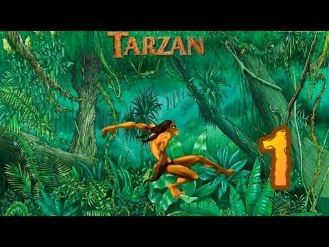Disney's Tarzan Часть 1