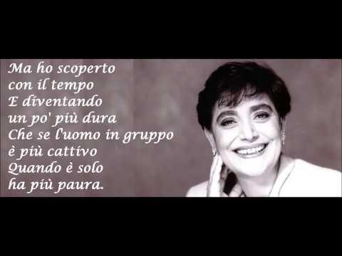 , title : 'Mia Martini - GLI UOMINI NON CAMBIANO + testo'