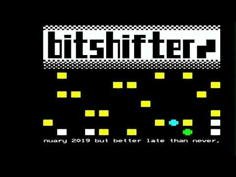 Bitshifters - Beeb Step Demo - BBC Micro