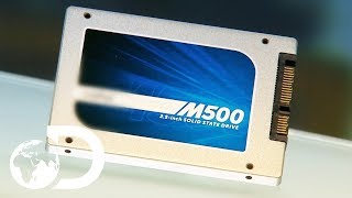 SOLID STATE DRIVES | How It's Made