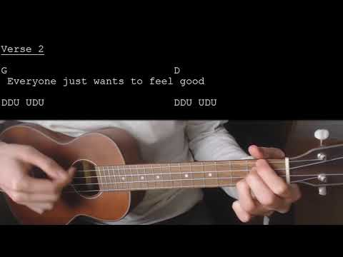 Mike Posner - Move On EASY Ukulele Tutorial With Chords / Lyrics