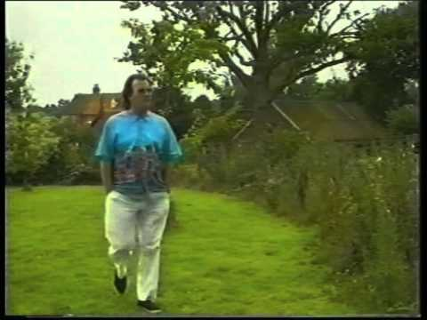 Gerry Rafferty at home.
