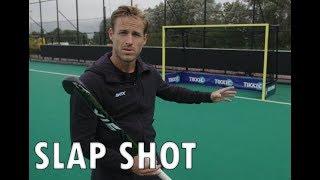 The Slap Shot by Hertzberger | Training Tutorial | Field Hockey | Hertzberger TV
