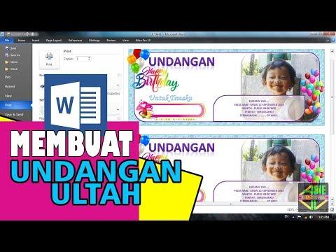 mp4 Desain Undangan Ulang Tahun, download Desain Undangan Ulang Tahun video klip Desain Undangan Ulang Tahun