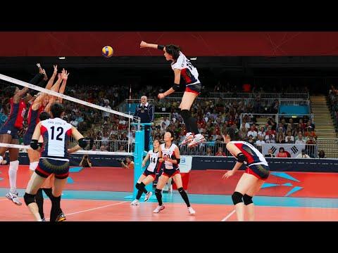 Legendary Yeon Koung Kim (김연경) Her incredible Volleyball SPIKES | VNL 2021