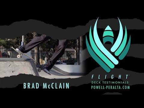 Brad McClain talks Flight