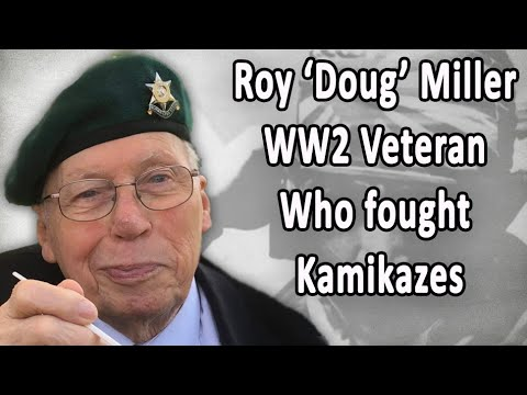 Interview with WW2 Veteran Who Fought Japanese Kamikazes   U.K. VJ Day 75th Anniversary