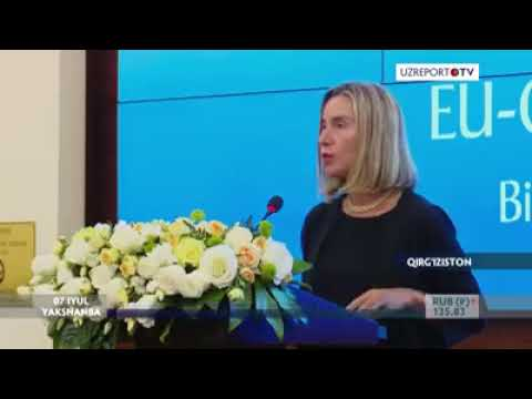 EU-CA Forum UzreportTV