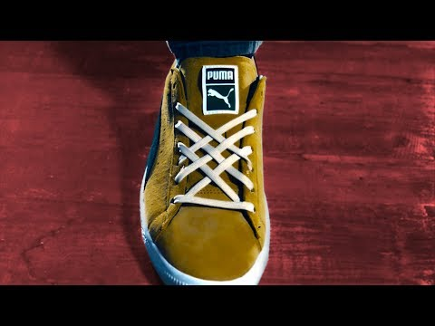 5 Creative Ways to fasten Shoelaces