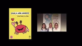 Homenaje a Víctor Álamo de la Rosa y Omar, el niño cangrejo