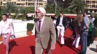 Crossing Lines lead cast at Monte-Carlo Television Festival 2013 red carpet event - part 1