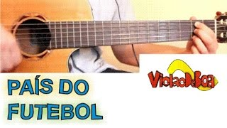 Violão DeBoa – Pais do futebol – Mc Guime