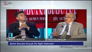 Prof. Dr. Mahir Nakip ve Nuri Gürgür, dersimiz: Nejdet Koçak