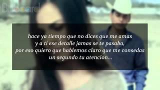 Ariel Camacho - Hablemos (Letra) (Lo mas nuevo) (Agosto) 2015 HD