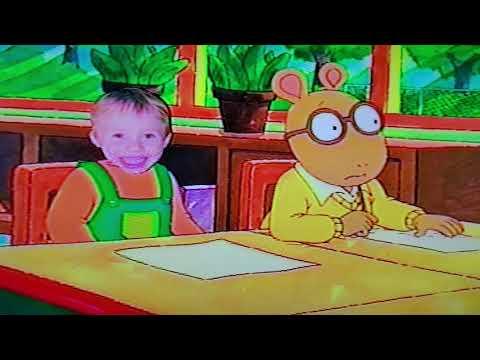 Arthur's New Friend Ben Werley