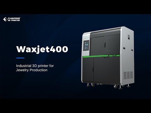 Waxjet Wax 3D printer