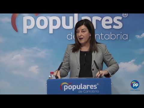 Buruaga advierte de que la desaceleración es más profunda de lo esperado para Cantabria