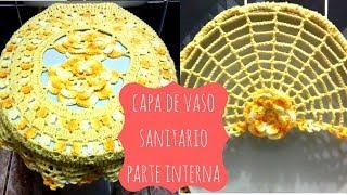 CAPA DE VASO SANITÁRIO PARTE INTERNA