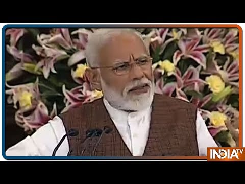 NDA Parliamentary Meeting   PM Modi Addresses NDA MPs At Central Hall   Full Speech