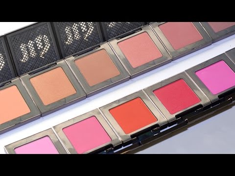 NEW Urban Decay Afterglow 8-Hour Blush- Review & Swatches!