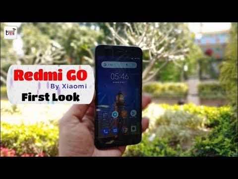Redmi Go 1st Impression Video