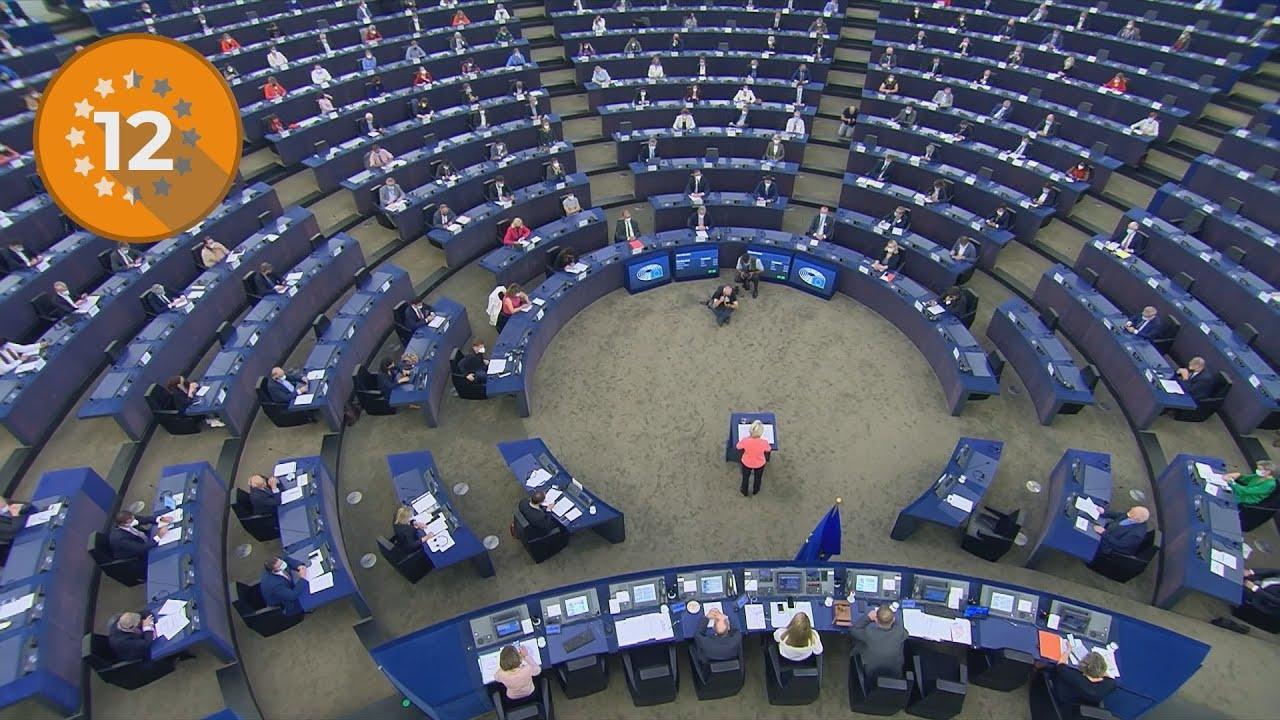 Βασικά σημεία ολομέλειας: Συζήτηση για την «Κατάσταση της ΕΕ», Αφγανιστάν, δικαιώματα των ΛΟΑΤΚΙ…